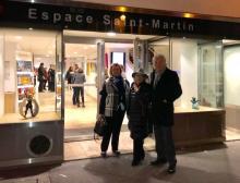 Echo de l'Universel à l'Espace Saint Martin-ARTEC