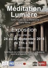 Méditation Lumière 2018-ARTEC