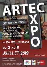 La Renaissance pour tous ARTEC'2019-ARTEC