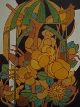 La cage fleurie - ARTEC