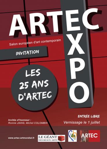 ARTEC'2017-sam, 01/07/2017 - 16:00-ARTEC