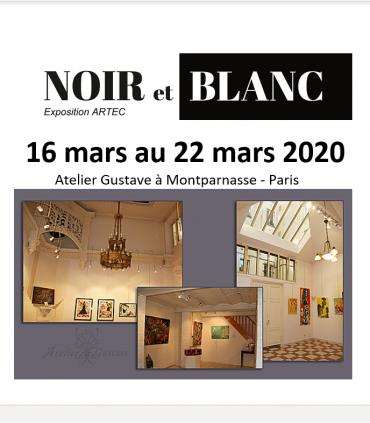 Noir et Blanc-lun, 16/03/2020 - 11:00-ARTEC