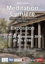 Méditation Lumière à la Madeleine - Paris-ARTEC
