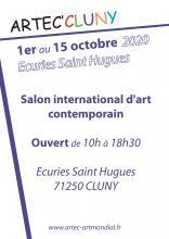 ARTEC'Cluny - aux écuries Saint Hugues à Cluny (Côte d'Or)-ARTEC