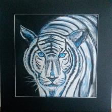 tigre blanc - ARTEC