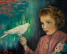 L'Enfant à la colombe - ARTEC