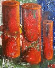 Composition en Rouge - ARTEC