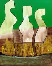 acrylique sur toile 2019 - ARTEC